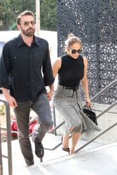 Jennifer Lopez and Ben Affleck - Out in Los Angeles 08/24/2021