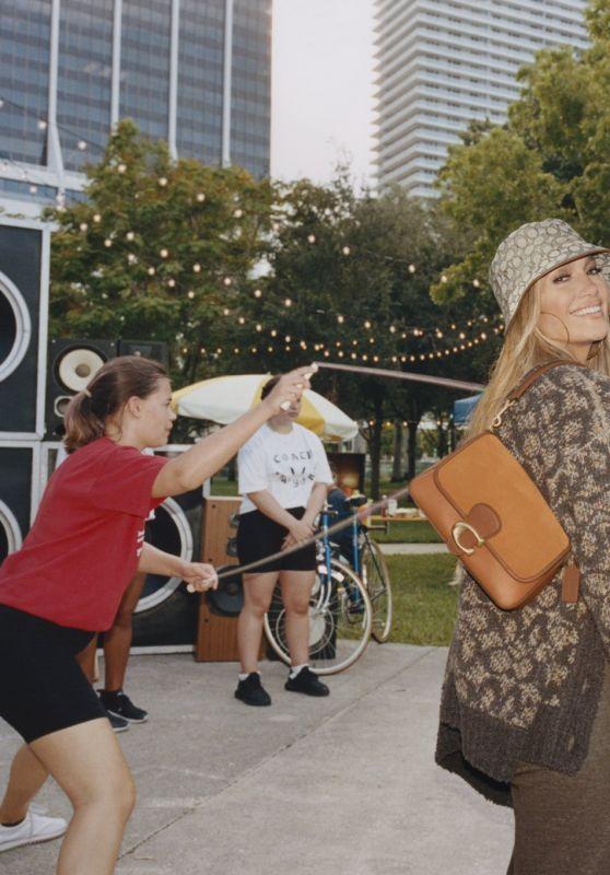 Jennifer Lopez - Coach Fall 2021 Campaign