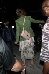 Jennifer Lopez - Night Out in Hollywood 08/20/2021