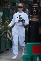 Jess Glynne - Out in London 08/24/2021