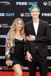 """Jessica Blevins – """"Free Guy"""" Premiere in NYC"""