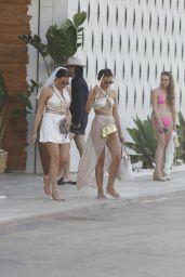 Jessica Wright - Nikki Beach in Ibiza 08/13/2021