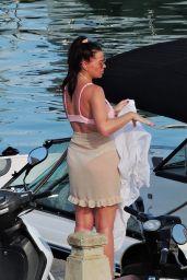 Jessica Wright - Palma De Mallorca 07/31/2021