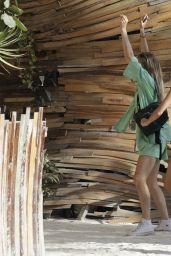 Josie Canseco - Arrives at a Private Party in Tulum 08/04/2021