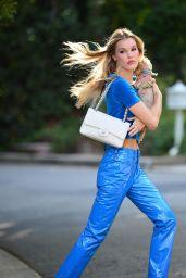 Joy Corrigan - Out in Los Angeles 08/16/2021