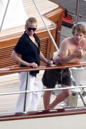 Julia Roberts and Husband Daniel Moder - Positano 08/14/2021