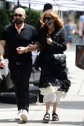 Julia Roberts - Out in New York 08/07/2021