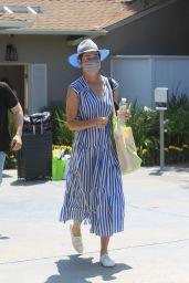 Julianne Nicholson – Leaves Jennifer Klien's Day of Indulgence in Brentwood 08/15/2021
