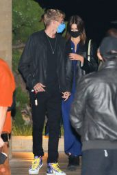 Kaia Gerber and Presley Gerber - Out in Malibu 08/06/2021