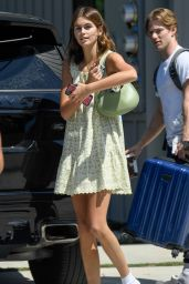Kaia Gerber - Out in Los Angeles 08/09/2021