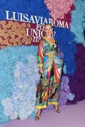 Karolina Kurkova – LuisaViaRoma for Unicef Event in Capri 07/31/2021