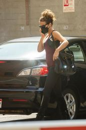 Kate Beckinsale - Out in Beverly Hills 08/17/2021