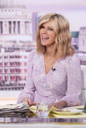 Kate Garraway - Good Morning Britain TV Show in London 08/03/2021