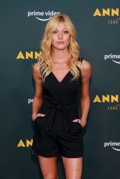 "Katherine McNamara – ""Annette"" Premiere in LA 08/18/2021"