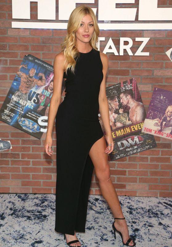 """Katherine McNamara - """"Heels"""" TV Series Premiere in Los Angeles"""