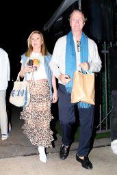 Kathy Hilton at Giorgio Baldi in Santa Monica 08/26/2021