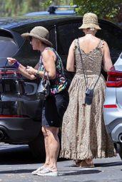 Katy Perry at the Santa Barbara Natural History Museum 08/26/2021