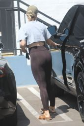Katy Perry Booty in Tights - Beverly Hills 08/14/2021
