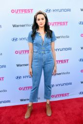 """Kelen Coleman - 2021 Outfest Los Angeles LGBTQ Film Festival Opening Night Premiere Of """"Everybody"""