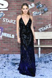 """Kelli Berglund - """"Heels"""" TV Series Premiere in Los Angeles"""
