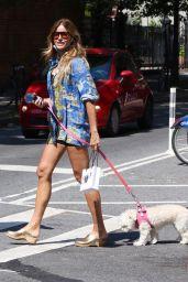 Kelly Bensimon - Out in Manhattan's Soho Area 08/25/2021