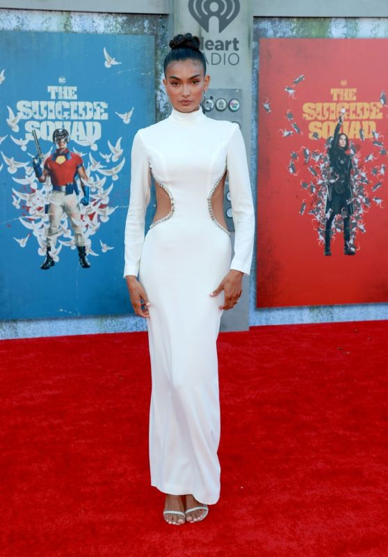 """Kelly Gale – """"The Suicide Squad"""" Premiere in Los Angeles"""