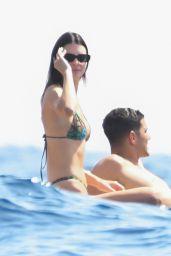 Kendall Jenner in a Bikini - Capri and Amalfi Coast 08/25/2021