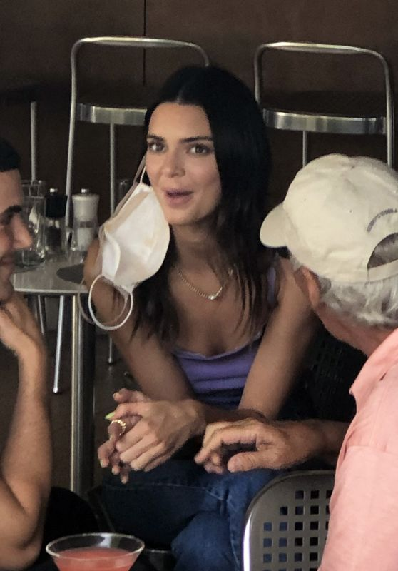 Kendall Jenner in The Hamptons, NY 08/16/2021