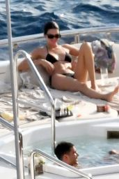 Kendall Jenner With Her Boyfriend Devin Booker in Positano 08/28/2021