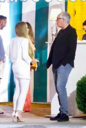 Kendra Wilkinson and Stephen Kotler - Out in West Hollywood 08/16/2021