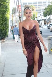 Khloe Terae - Out in Los Angeles 08/30/2021