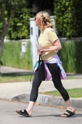 Kirsten Dunst - Out in West Hollywood 08/25/2021