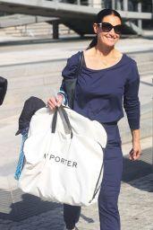 Kirsty Gallacher in Chic Sports Wear - London 08/02/2021