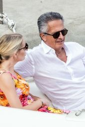 Kitty Spencer - Out in Positano 08/02/2021