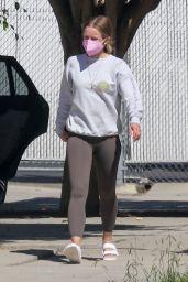 Kristen Bell - Out in Los Feliz 08/27/2021