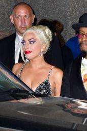 Lady Gaga and Michael Bearden - Radio City Music Hall in NYC 08/05/2021