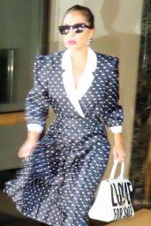Lady Gaga - Lexington Avenue in New York 07/31/2021