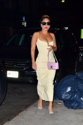 Lady Gaga - Out in Manhattan in NYC 08/06/2021