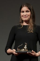 Laetitia Casta - Receives the Davide Campari Excellence Award at the Locarno Film Festival 2021