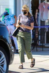 Laura Dern - Running Errands in LA 08/04/2021