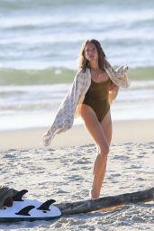 Laura May Gibbs - Beach in Byron Bay 08/16/2021