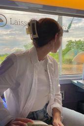 Lauren Donzis - Live Stream Video and Photos 08/05/2021