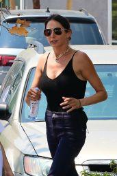 Lauren Silverman - Bike Ride in Malibu 08/25/2021