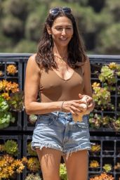 Lauren Silverman - Out in Malibu 08/20/2021