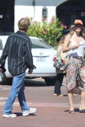 Leila George - Out in Malibu 08/01/2021