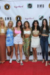 """Lexia Hayden - Pool Party For """"A Cause: Backpack Drive"""" in Tarzana 07/24/2021"""