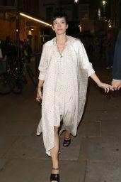 Lily Allen - The Noel Coward Theatre in London 08/14/2021