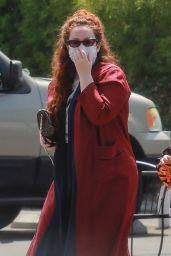 Lily Kershaw - Out in Los Feliz 08/14/2021