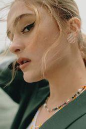 Lizzy Greene - tmrw Magazine August 2021