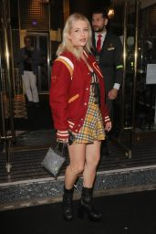 Lottie Moss at Magic Mike Live VIP Night in London 08/24/2021